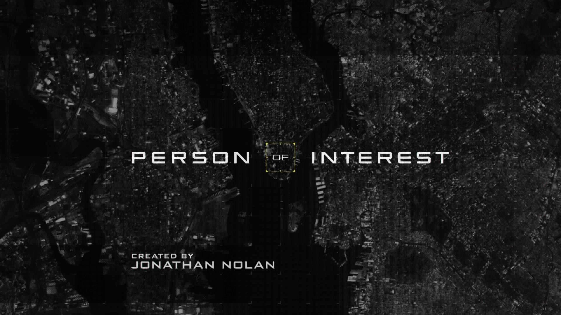 person of interest machine wallpaper