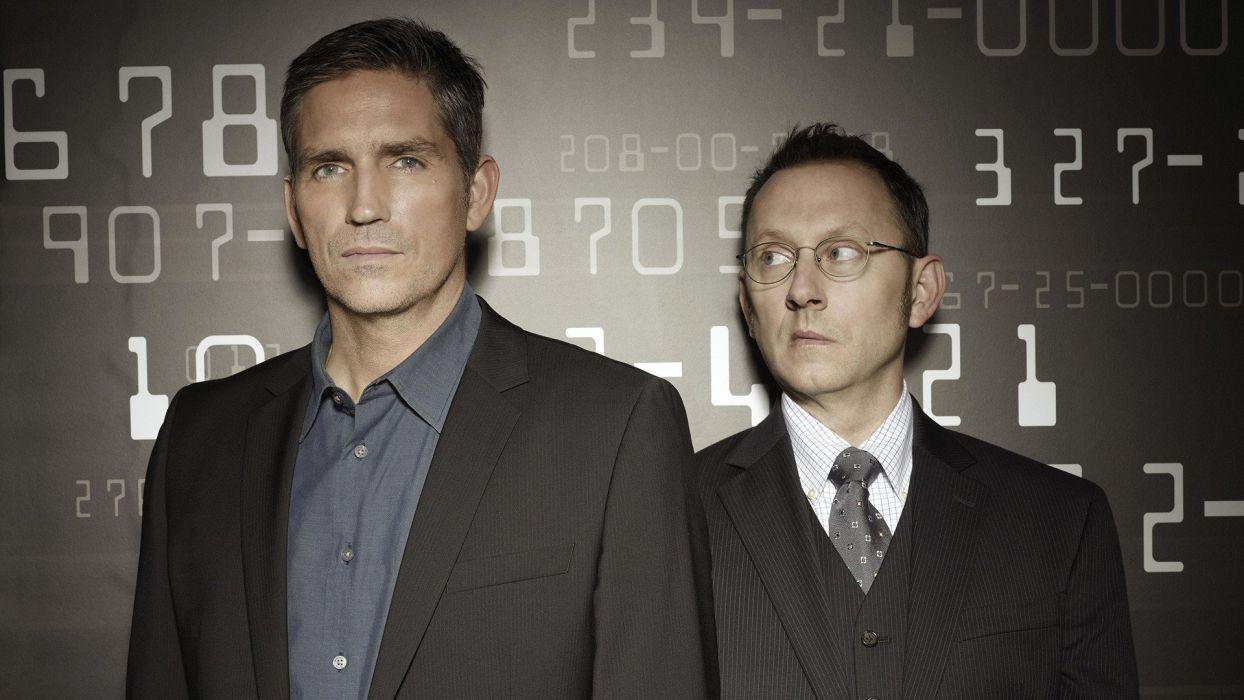 PERSON OF INTEREST action drama mystery series crime wallpaper