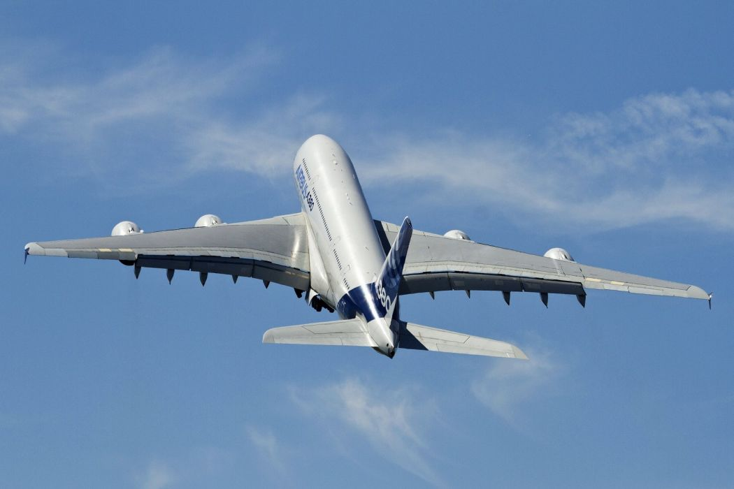 airbus a380 jet aicrafts transports airports sky wallpaper