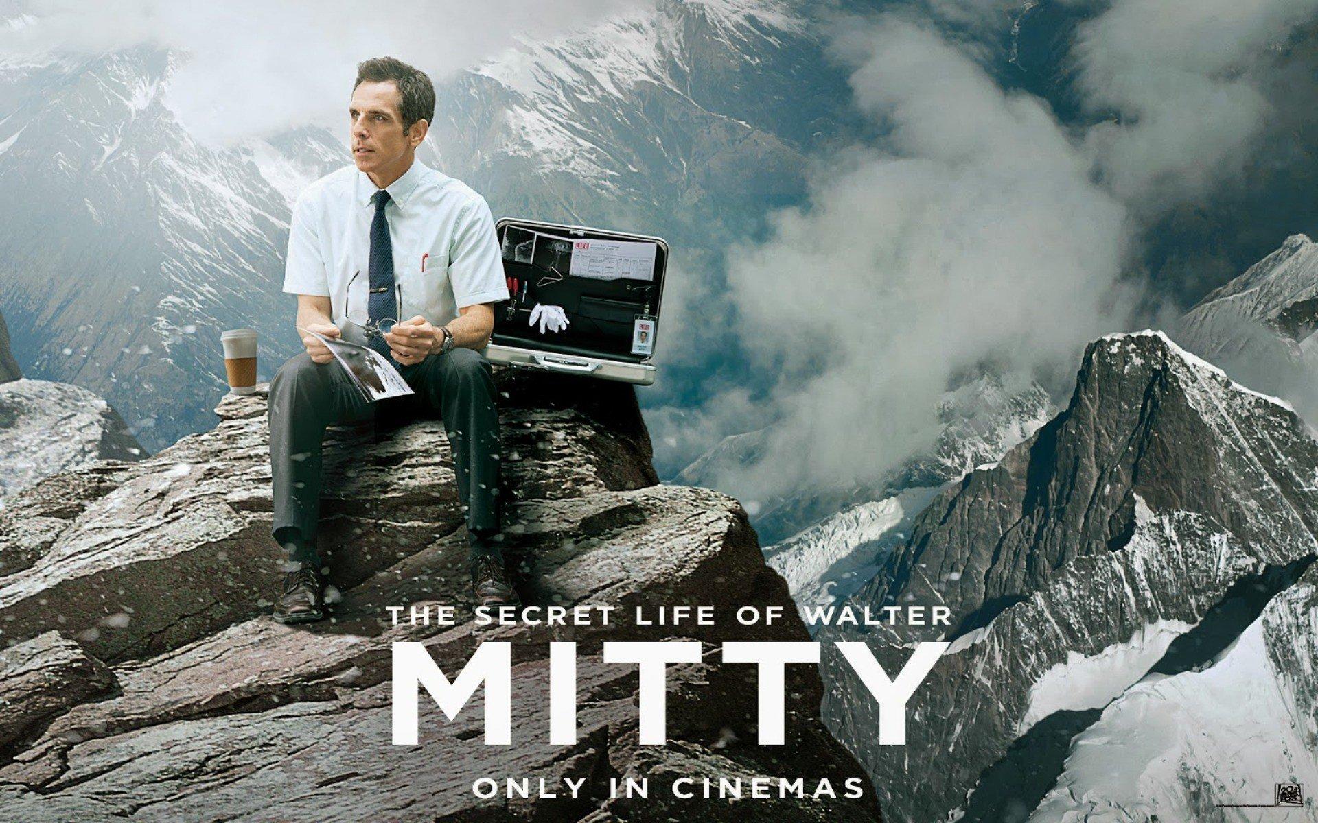 SECRET LIFE OF WALTER MITTY adventure comedy drama romance ...