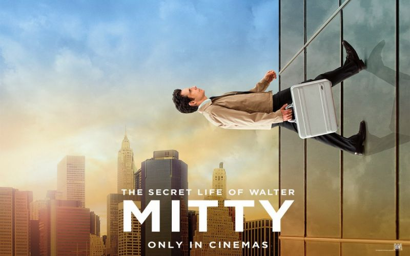 SECRET LIFE OF WALTER MITTY adventure comedy drama romance wallpaper
