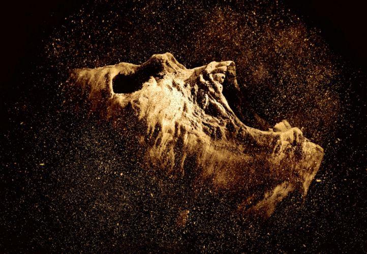 THE PYRAMID horror dark wallpaper