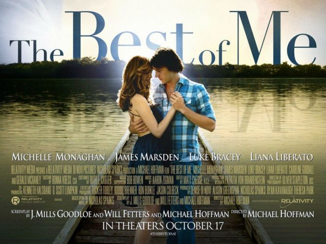 THE BEST OF ME drama romance mood best-of-me d wallpaper