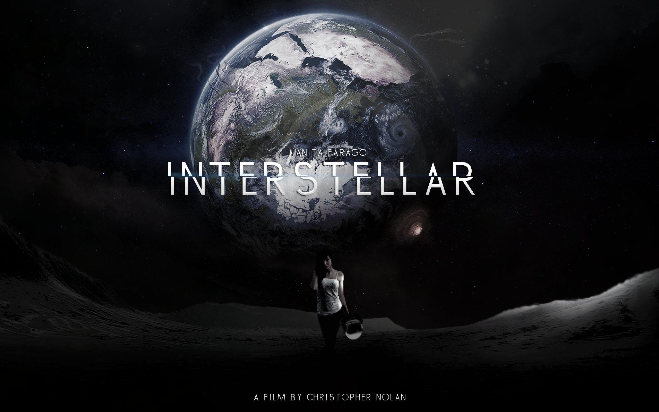 Interstellar Movie Wallpaper Interstellar Sci-fi Adventure
