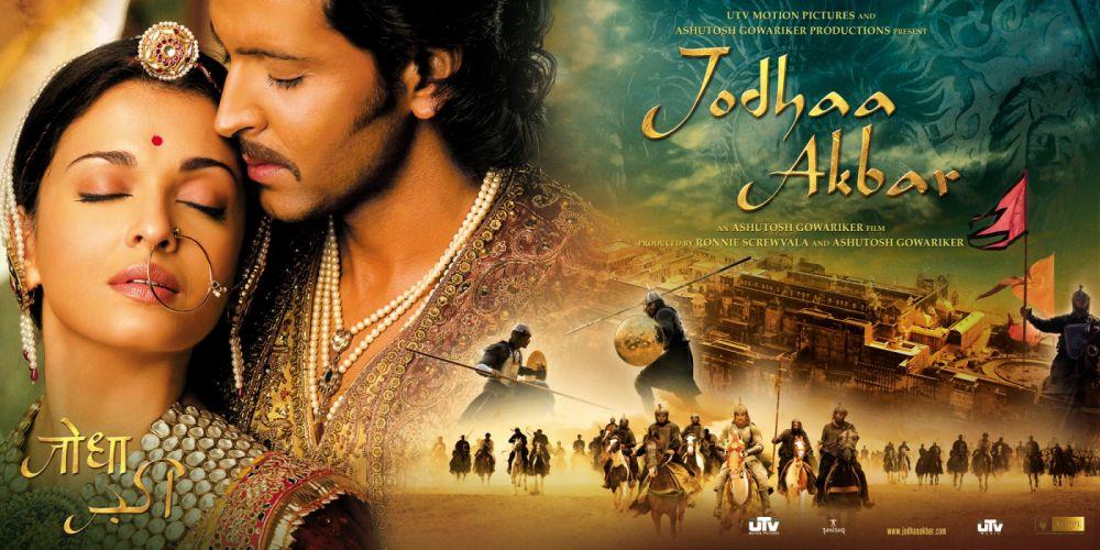 JODHAA AKBAR action adventure biography romance drama bollywood wallpaper