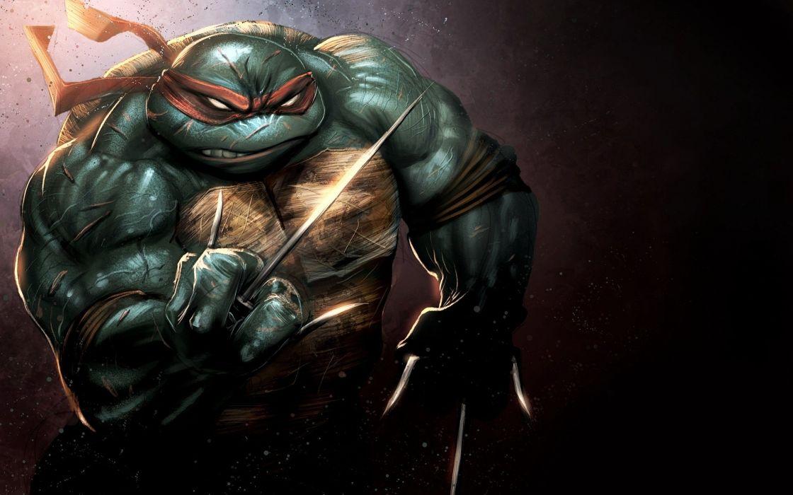 raphael teenage mutant ninja turtles-1920x1200 wallpaper