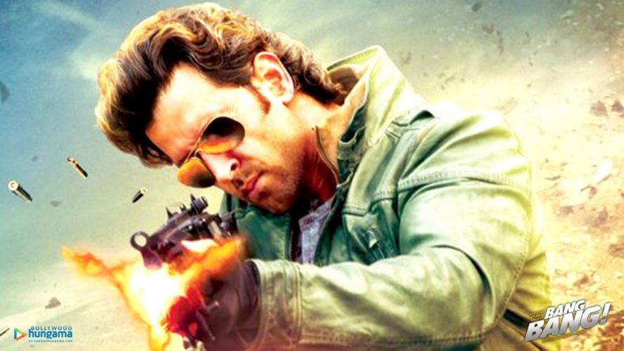 BANG BANG! action adventure comedy thriller Katrina Kaif bollywood bang-bang romance wallpaper