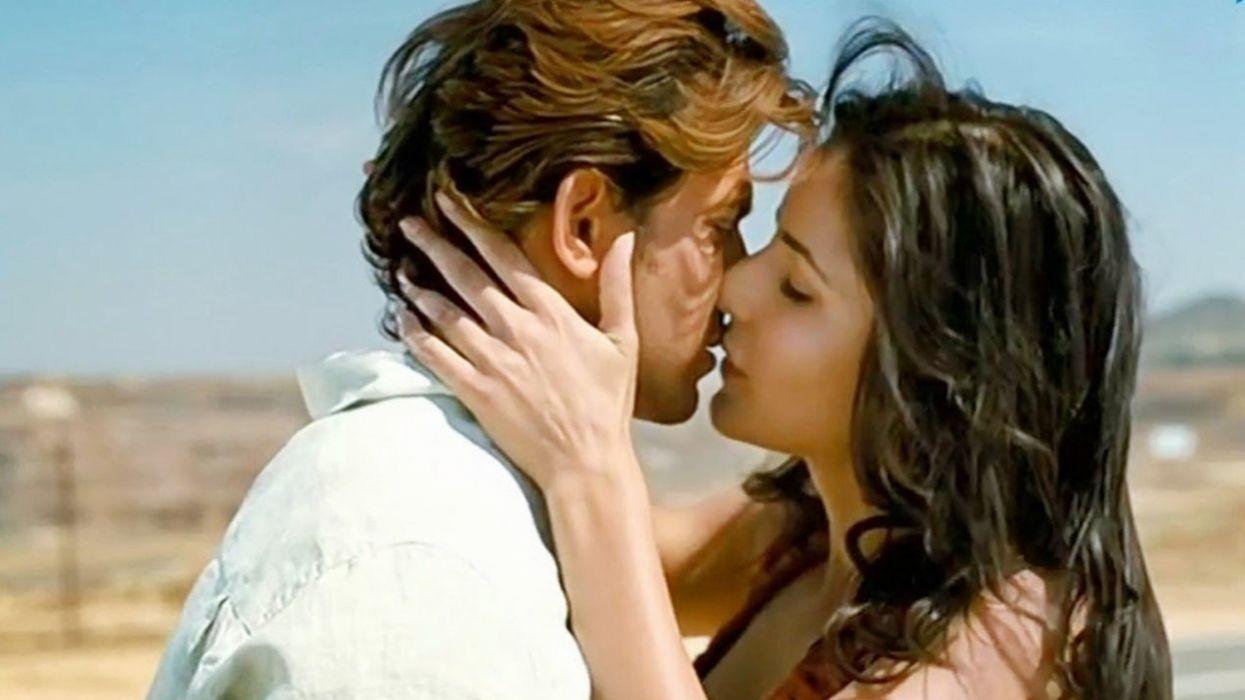 BANG BANG! action adventure comedy thriller Katrina Kaif bollywood bang-bang romance mood wallpaper