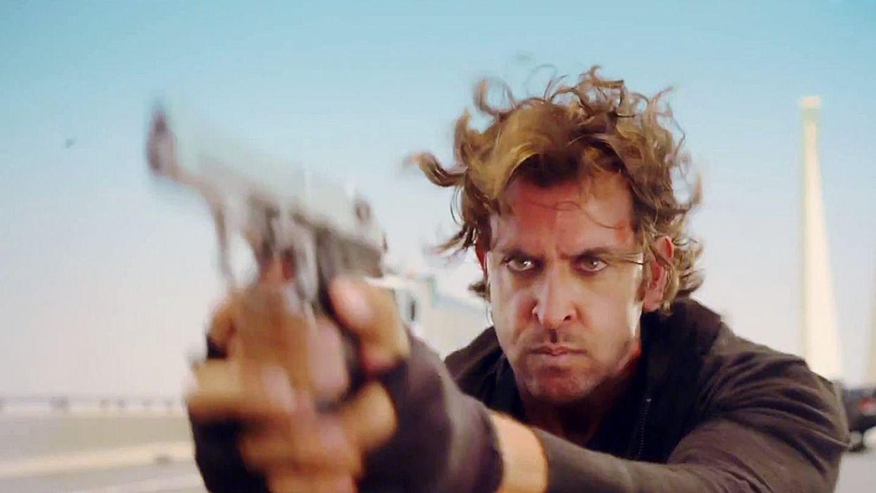 BANG BANG! action adventure comedy thriller Katrina Kaif bollywood bang-bang romance wallpaper