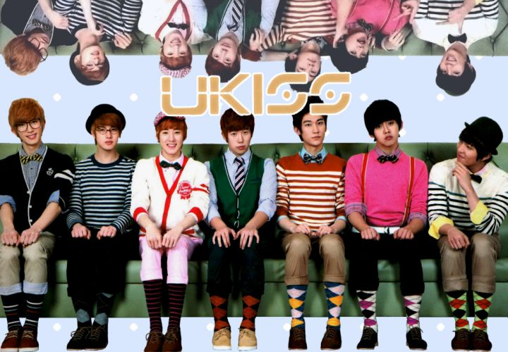 U-KISS kpop k-pop synthpop pop dance ukiss wallpaper
