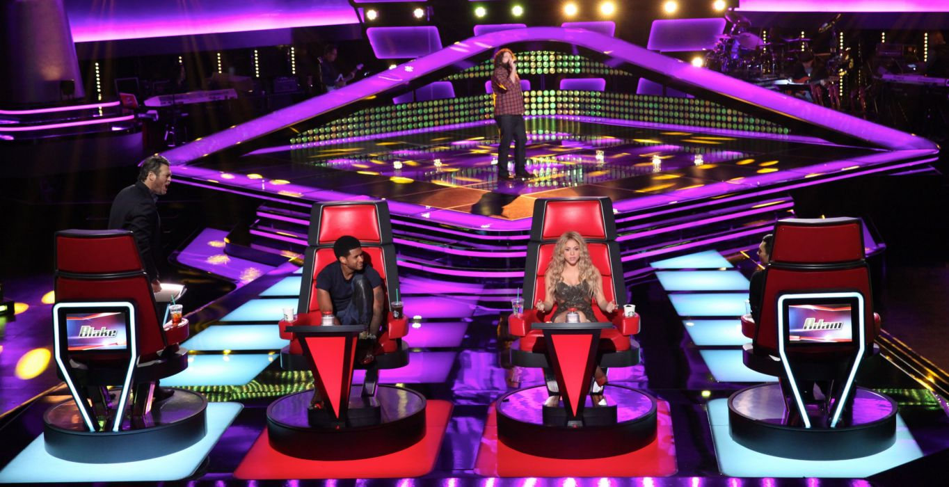 THE VOICE singer reality series music the-voice wallpaper