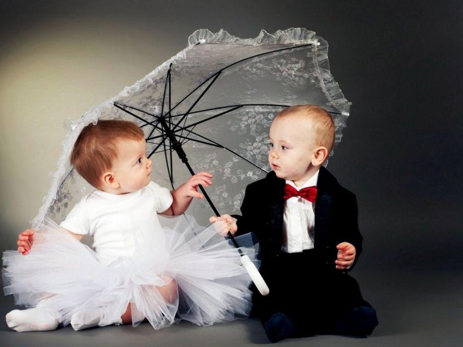 Love - Children wallpaper