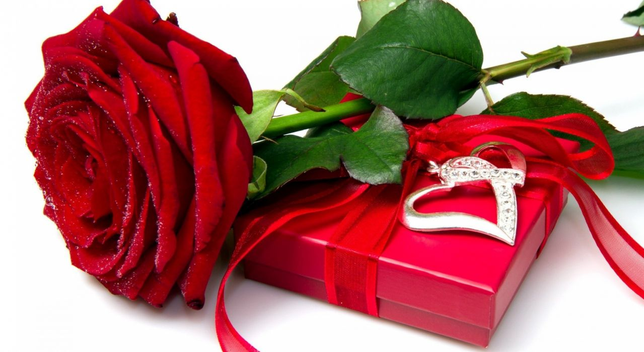 Red rose heart love flower box wallpaper 2560x1401 - Pics of roses and hearts ...