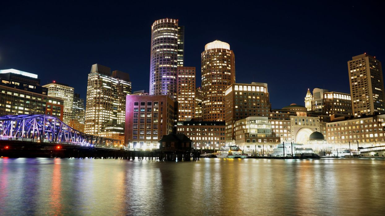 bridges boston BosWash cities City
