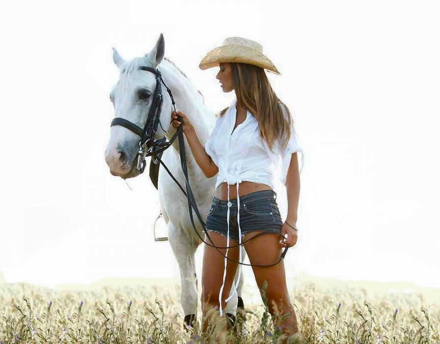 cowgirls female westerns outdoors hats girls style horses women boots fields fashion fun wallpaper