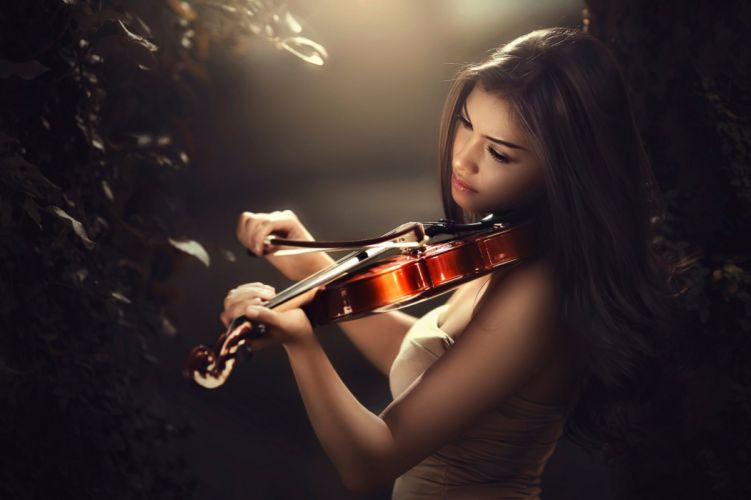 bow side violin violinist wallpaper