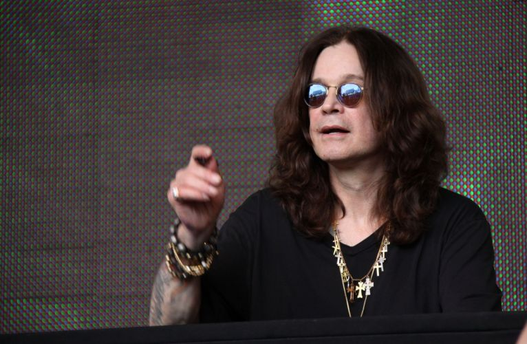 OZZY OSBOURNE heavy metal black sabbath rock wallpaper