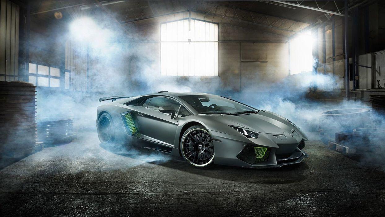 2014 Hamann Lamborghini Aventador wallpaper