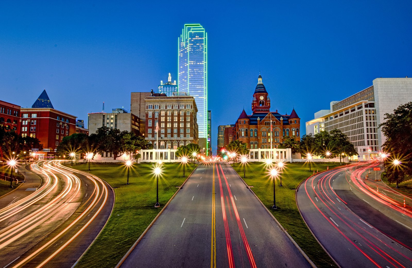 downtown dallas hd wallpapers - photo #34