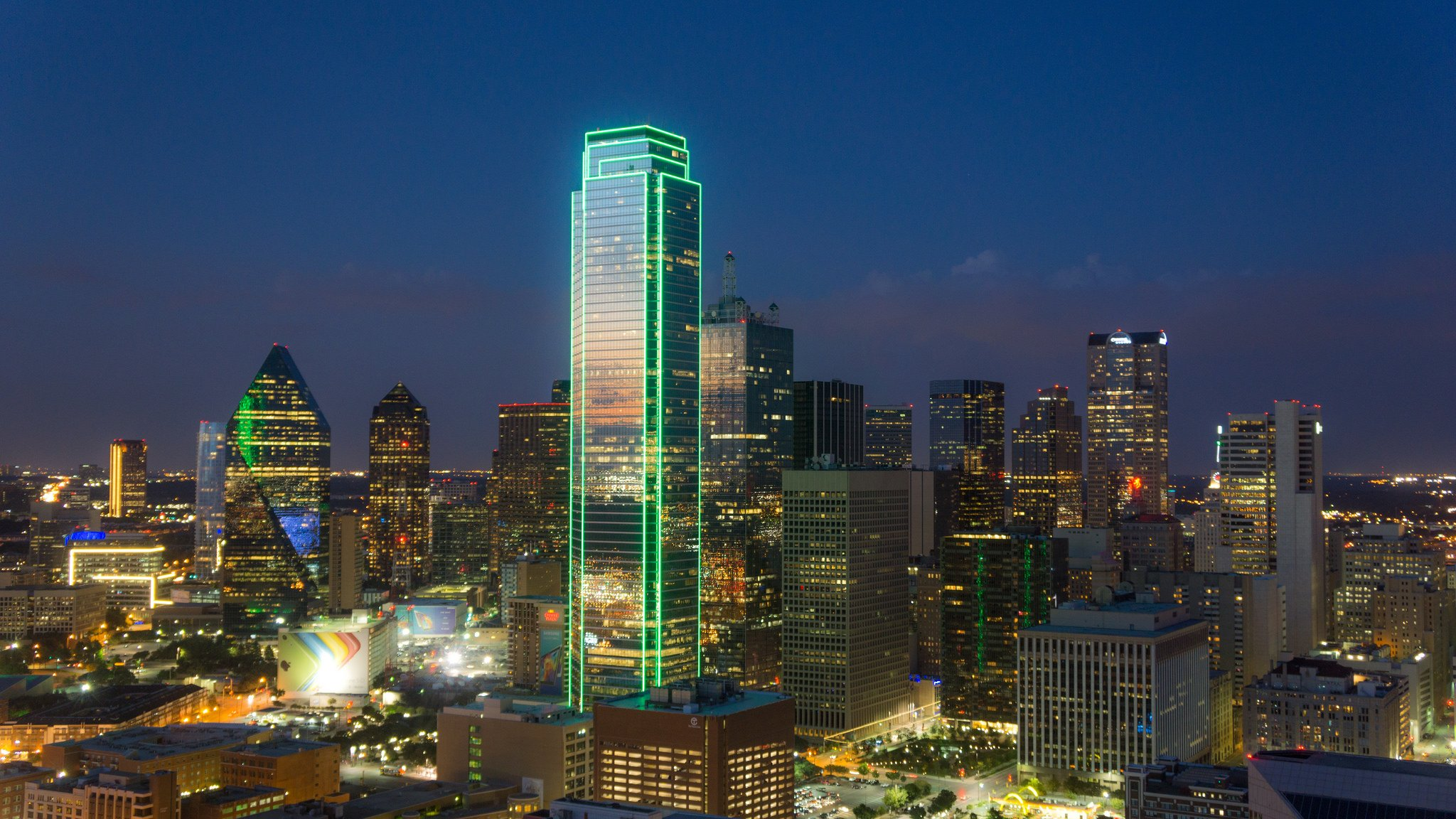 downtown dallas hd wallpapers - photo #48