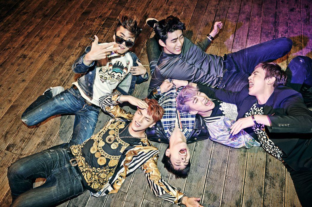 2PM kpop hip hop pop dance r-b k-pop two wallpaper