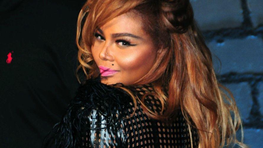 LITTLE KIM rapper rap hip hop babe singer model actress wallpaper