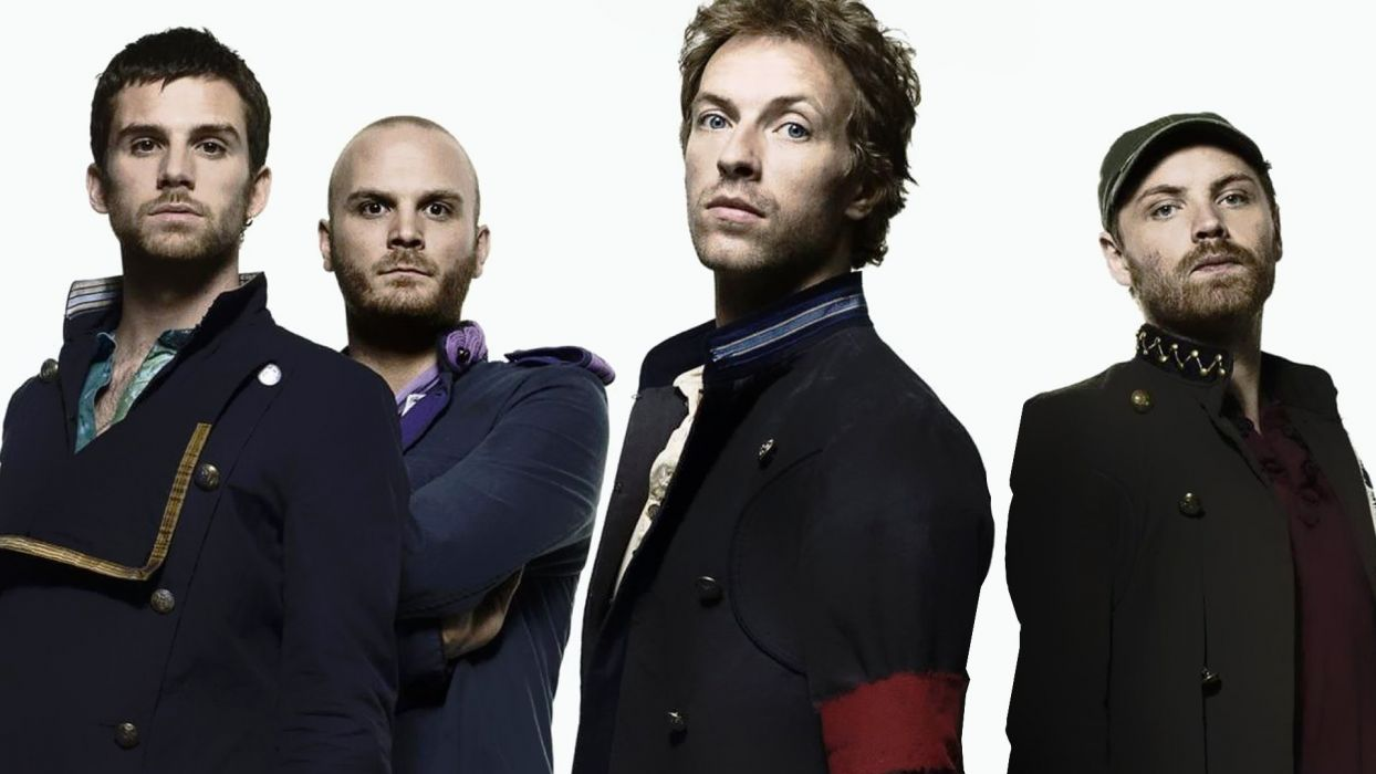 COLDPLAY alternative rock britpop wallpaper