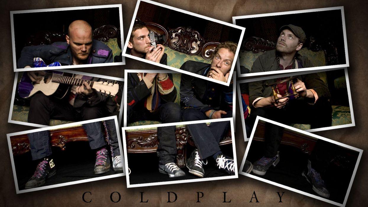 COLDPLAY alternative rock britpop wallpaper