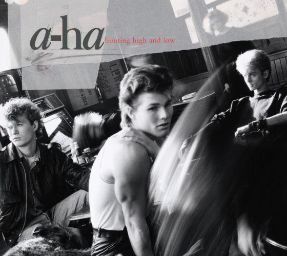 A-HA new wave synthpop pop wallpaper