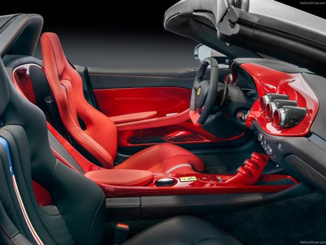 Ferrari F60 America spider supercars 2014 wallpaper