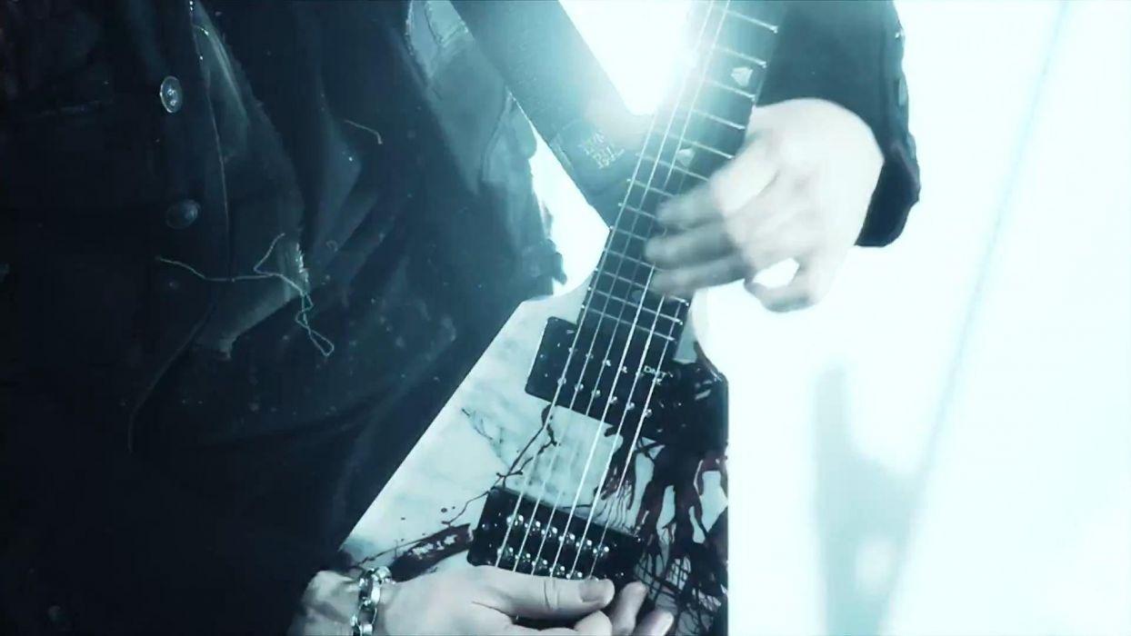 ARCH ENEMY death metal progressive heavy guitar wallpaper