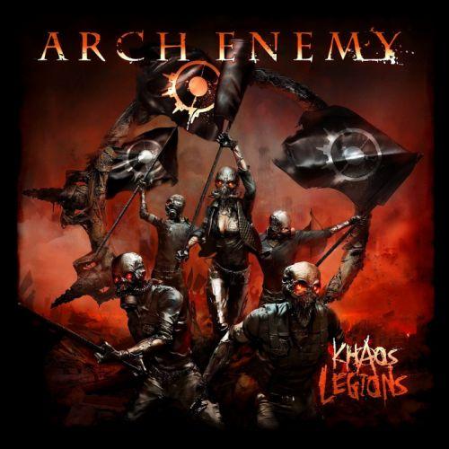 ARCH ENEMY death metal progressive heavy dark evil wallpaper