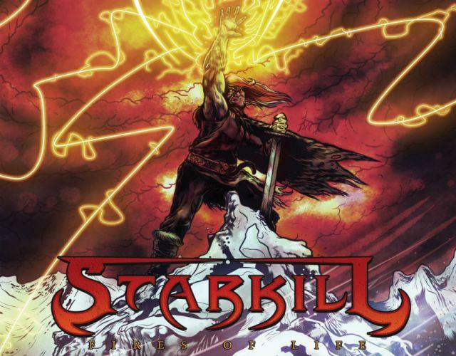 STARKILL melodic death metal symphonic heavy dark fantasy wallpaper