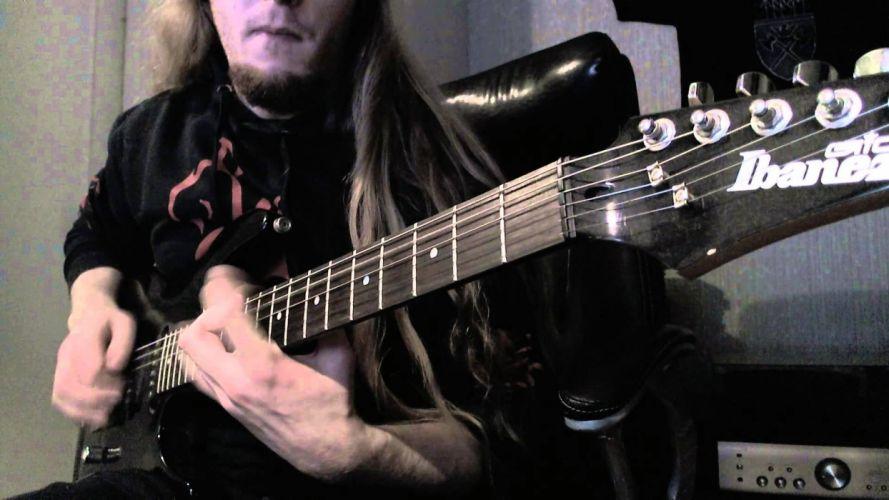 VREDEHAMMER black metal heavy guitar wallpaper