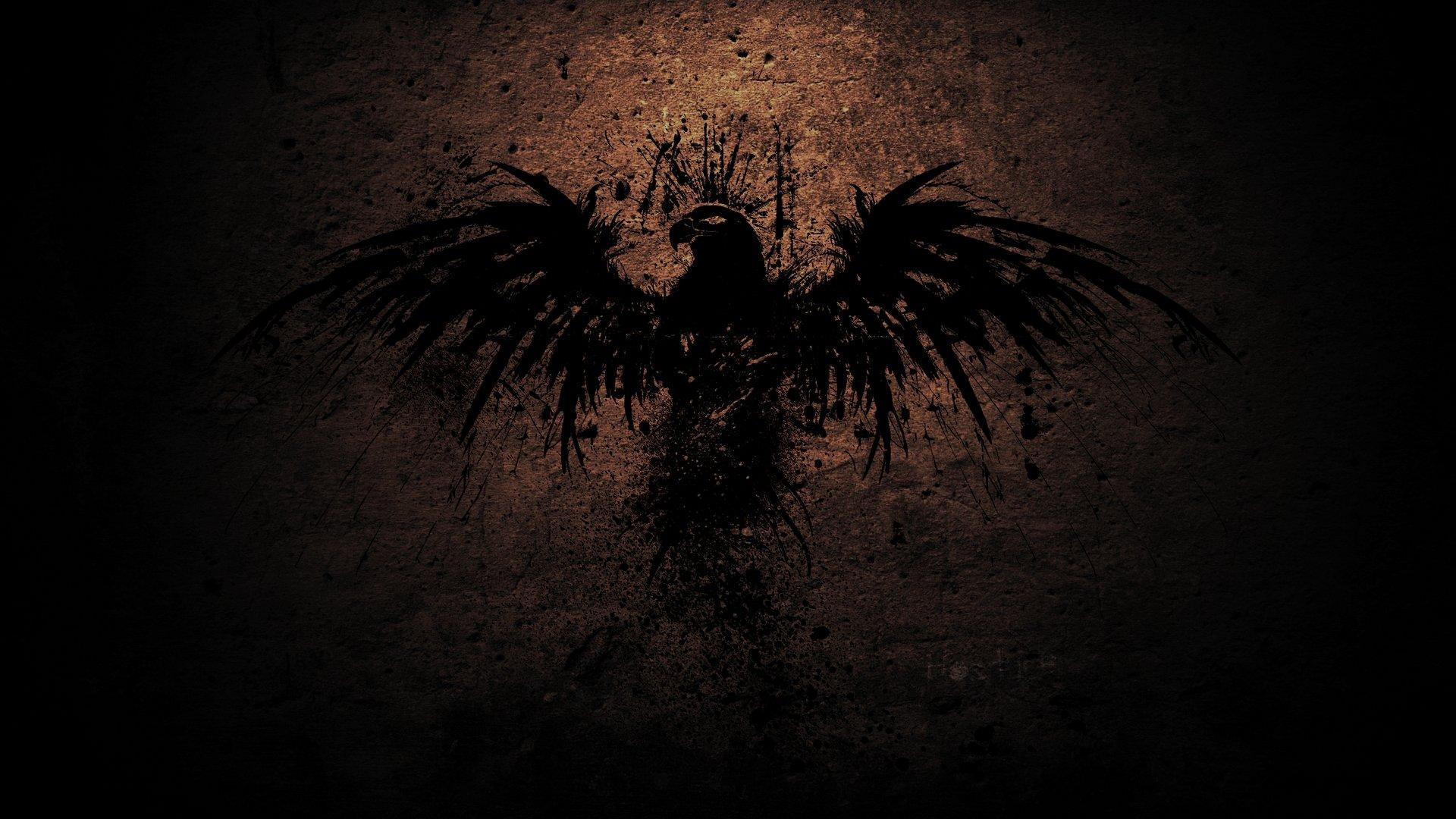 crow graffiti art wallpaper 1920x1080 480679