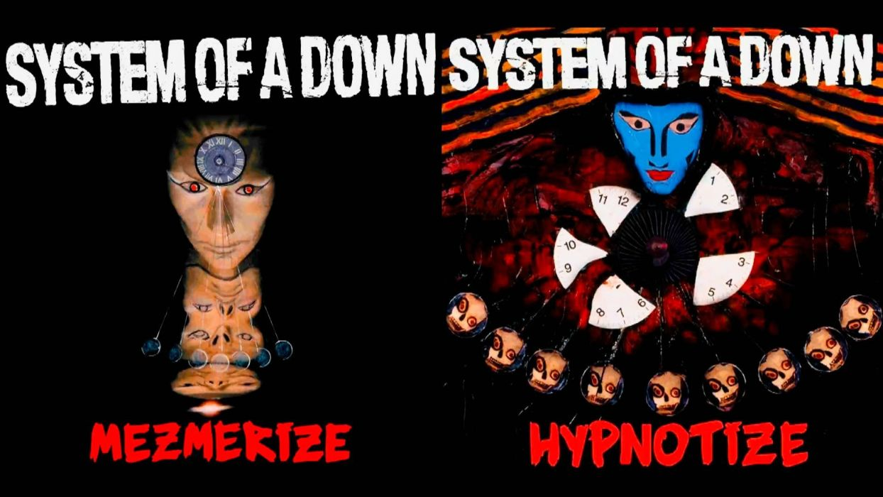 System Of A Down Soad Alternative Metal Progressive Heavy System