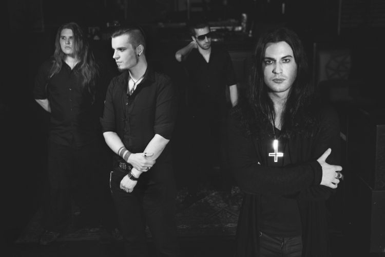 WOLAND melodic black metal heavy wallpaper