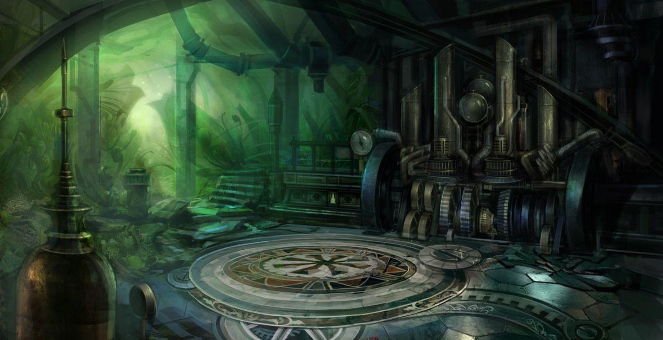 BLACK GOLD ONLINE steampunk fantasy sci-fi mmo rpg wallpaper