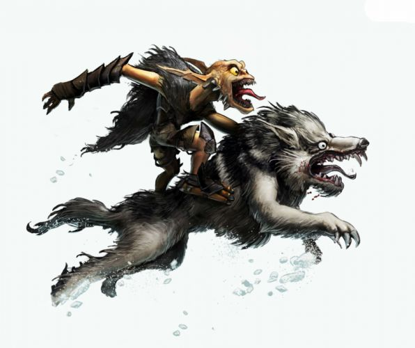 OVERLORD action adventure fantasy warrior wallpaper