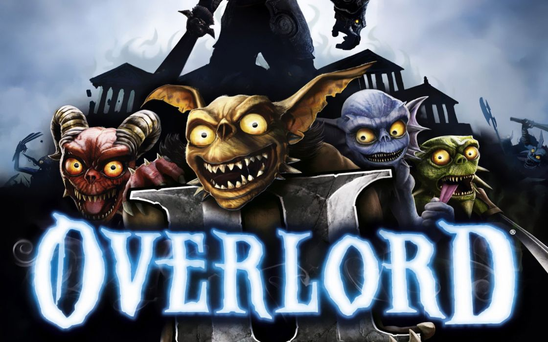 OVERLORD action adventure fantasy warrior wallpaper