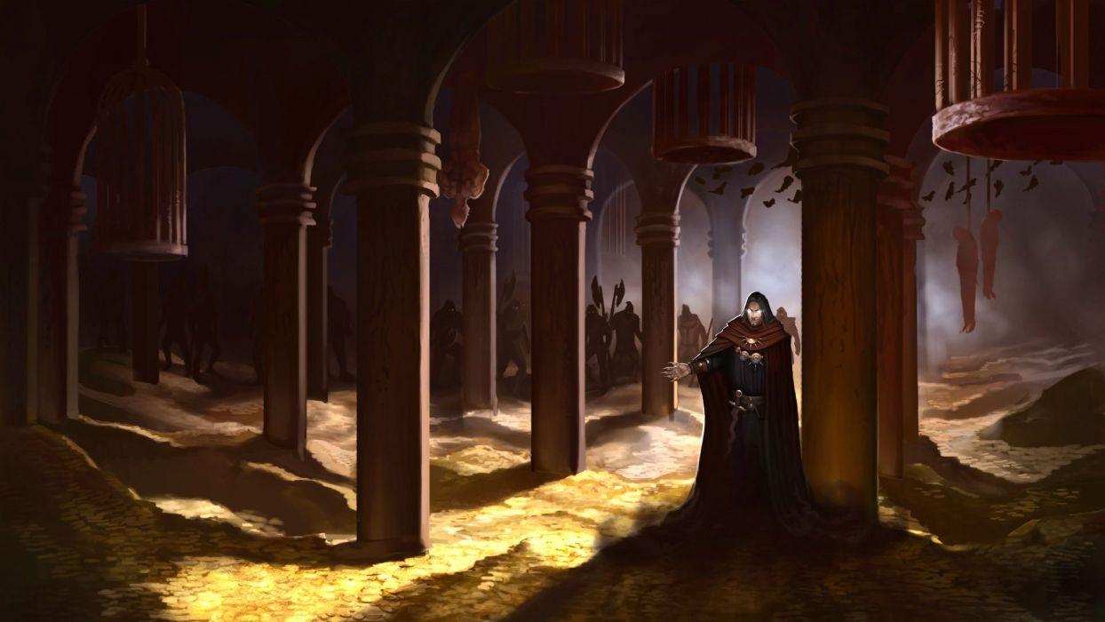 AGE OF WONDERS fantasy strategy wallpaper