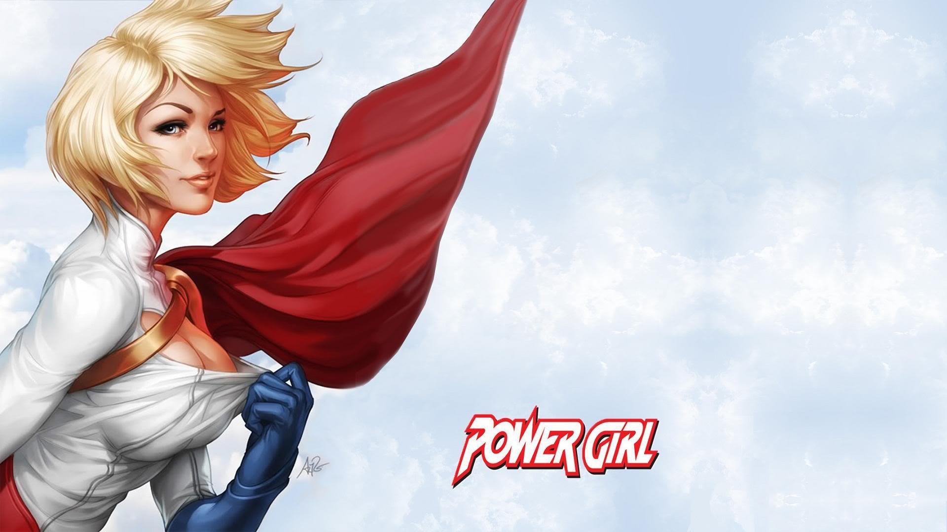 powergirl dc comics wallpaper 1920x1080 482235 wallpaperup