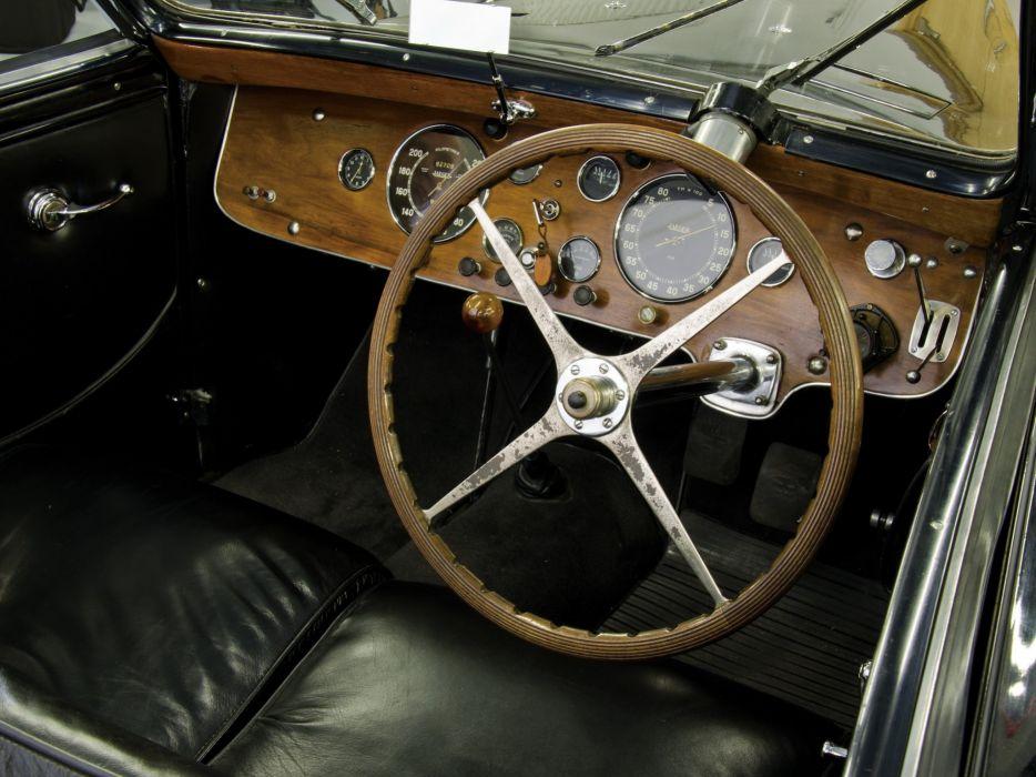 1937 Bugatti Type-57C Stelvio Cabriolet Gangloff 57467 luxury retro wallpaper