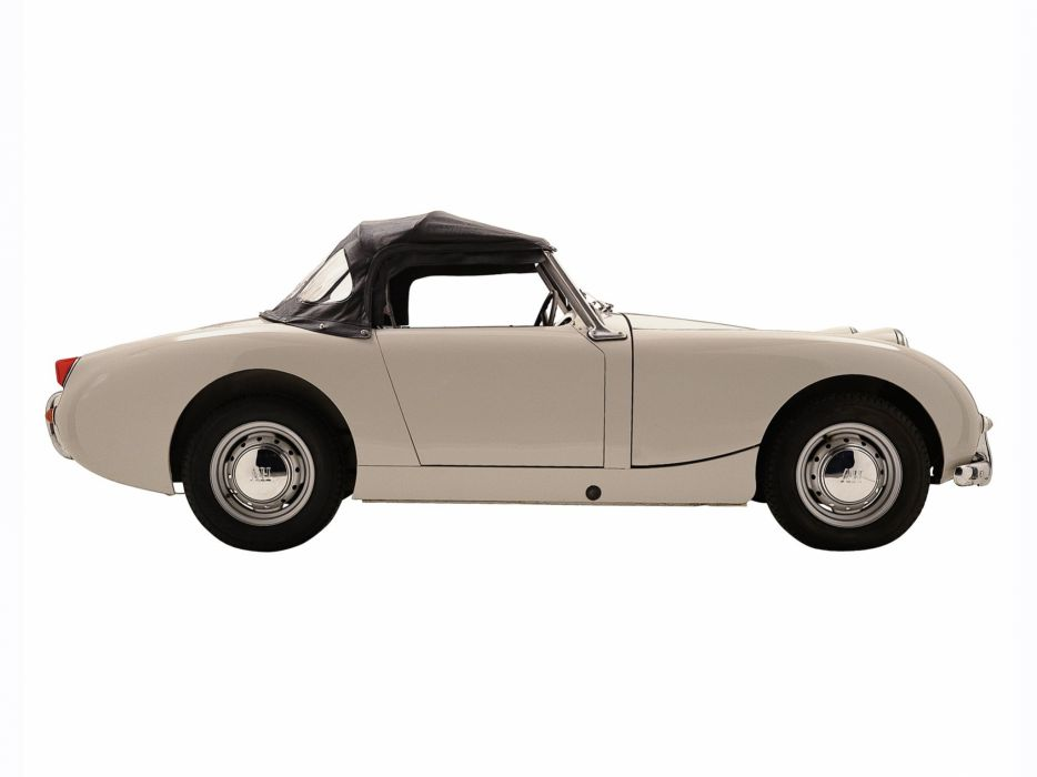 1958-61 Austin Healey Sprite (MkI) wallpaper