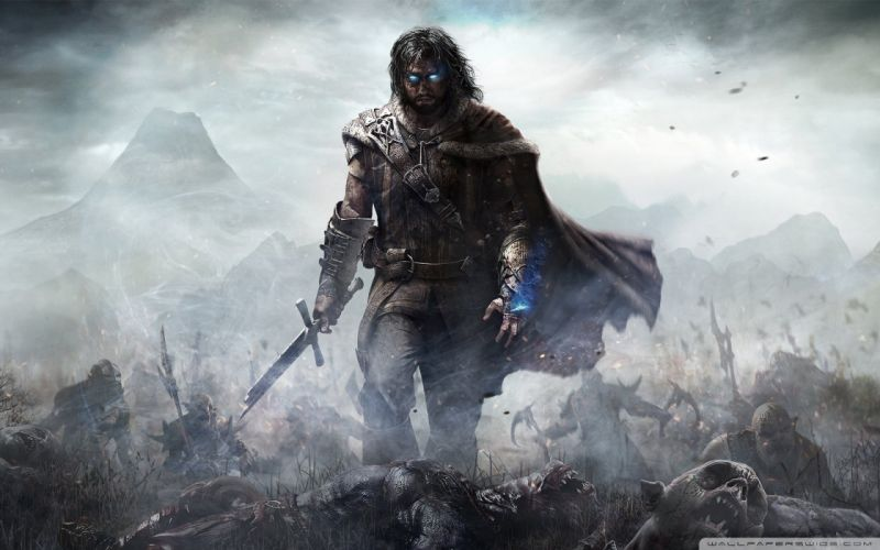 middle earth shadow of mordor-wallpaper-1920x1200 wallpaper