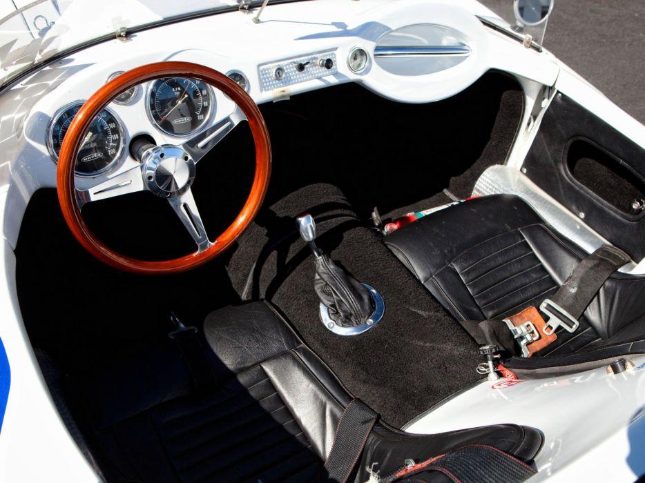 1958-62 Devin S-S Roadster supercar wallpaper