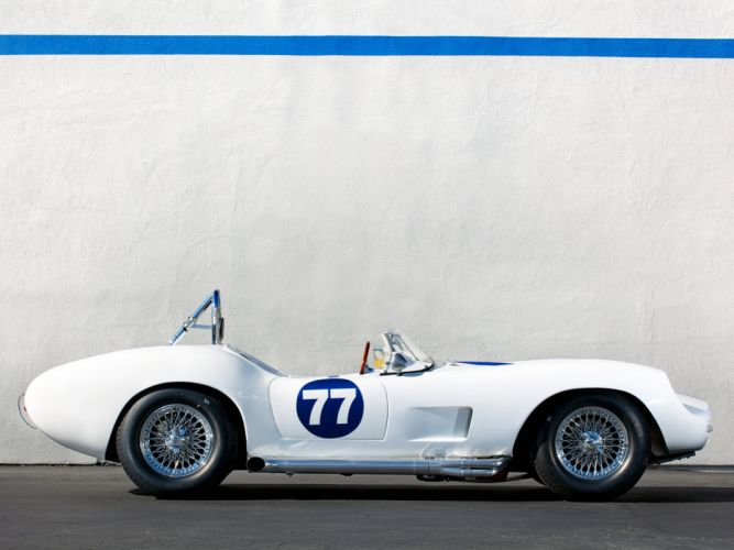 1958-62 Devin S-S Roadster supercar wallpaper