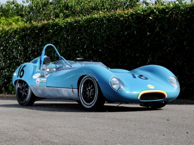 1960-63 Lola MkI race racing classic wallpaper