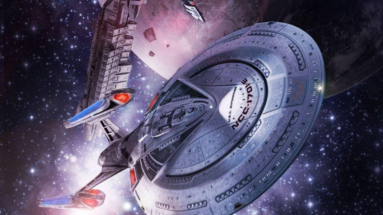 Star Trek Enterprise E 1 wallpaper