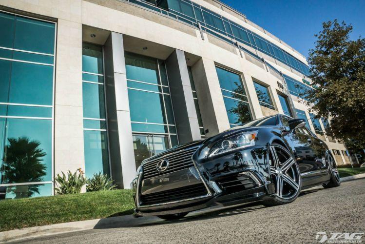 Lexus LS460 tuning cars wallpaper